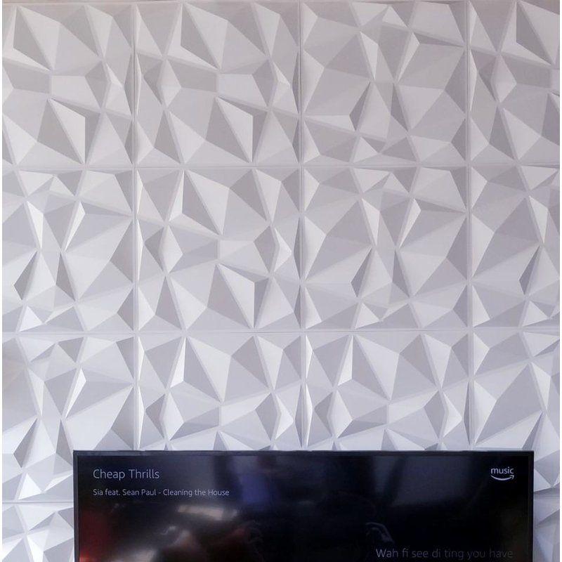 Wiegers 19 7 X 19 7 Vinyl Wall Paneling Vinyl Wall Panels Wall Paneling Wallpaper Panels