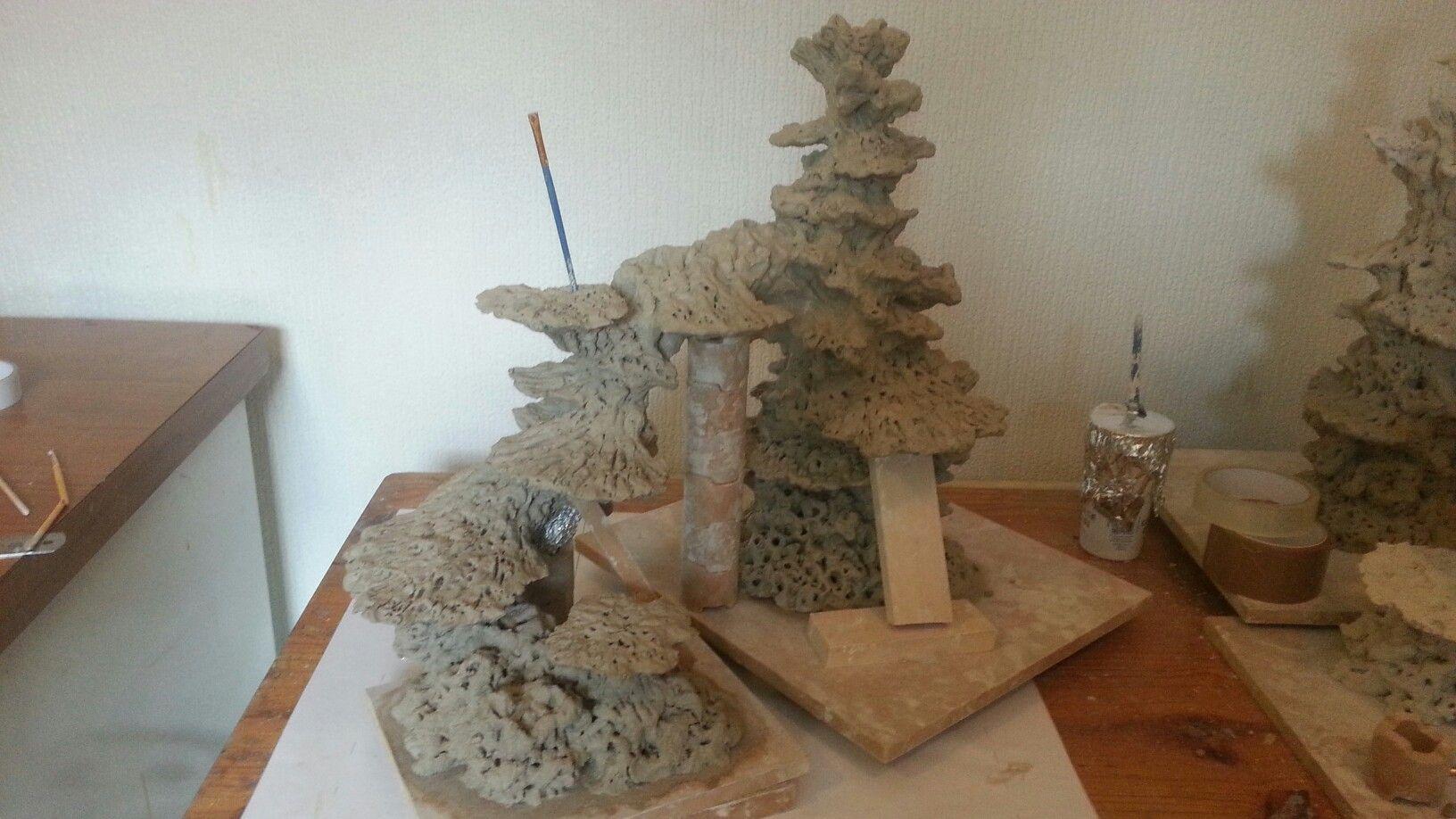 Custom Made Ceramic Rock Aquascape Www.aquascape Sculptures.co.uk
