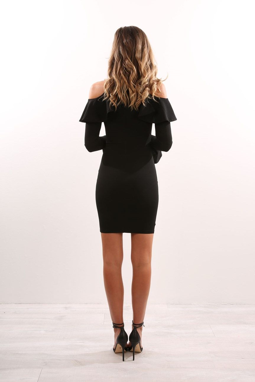 Check out this product from Jean Jail: Unassigned: Nova Dress Black