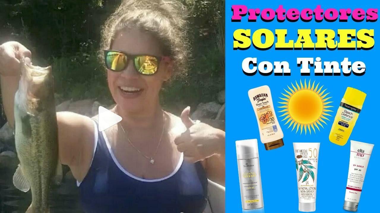 Los Mejores Protectores Solares Lucirmasjoven Mejor Protector Solar Protector Solar Bloqueadores Solares