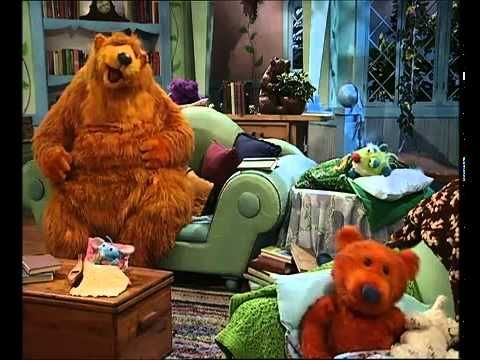 Bear In The Big Blue House The Big Sleep Big Blue House The Big Sleep Bear Cartoon