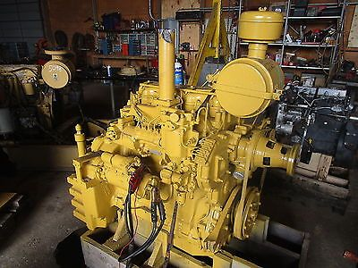 Available on Ebay Caterpillar D330 Diesel Engine RUNS EXC! D4D Dozer