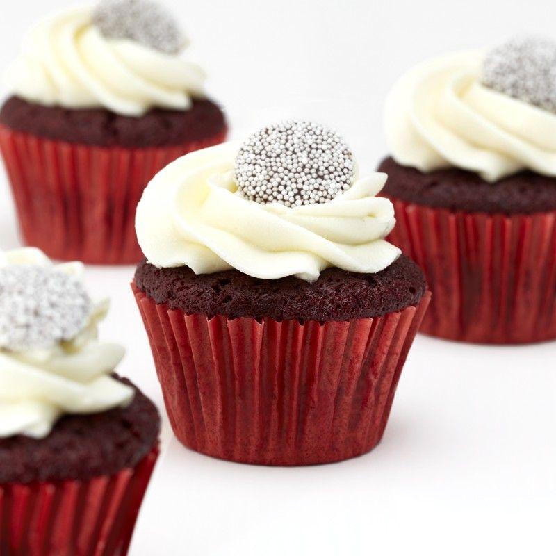 unique red velvet cupcakes