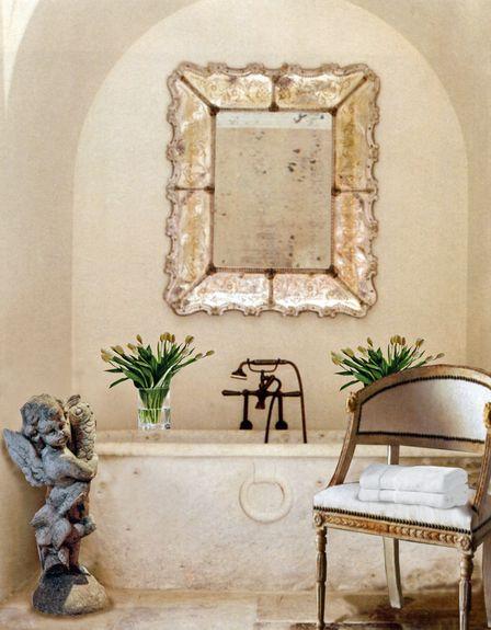 Design portfolio and lookbook tuscan bathroom west palm - Bathroom remodel west palm beach ...