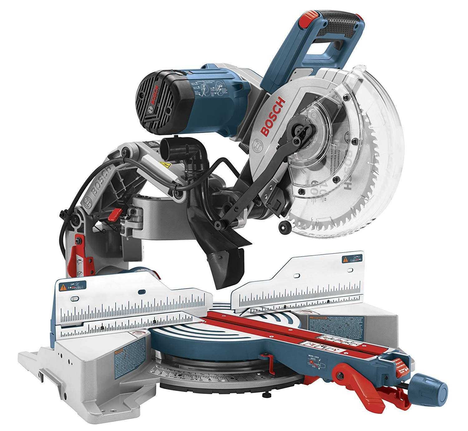 Bosch 10 Inch 15 Amp Dual Bevel Axial Glide Compact Miter Saw Cm10gd Check This Awesome Product By Going To The Miter Saw Bosch Sliding Compound Miter Saw