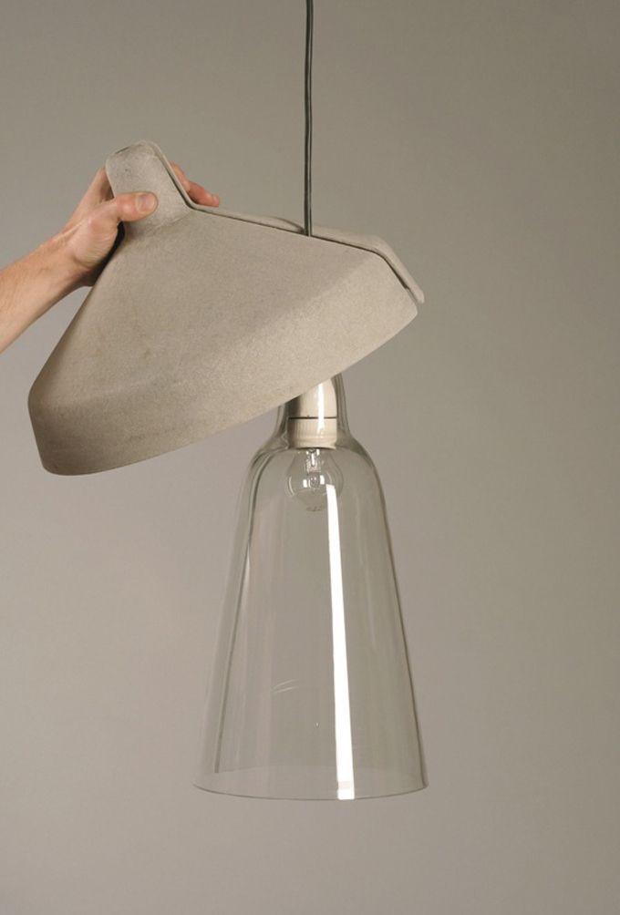 Praktische Schirme Von Johanna Dehio Und Dominik Hehl Lampen Und Leuchten 3d Drucker Projekte Design Lampen