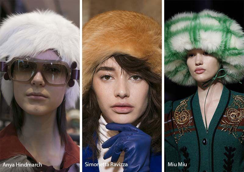 Fall  Winter 2017-2018 Hat Trends  Fur Hats 02309e9c1e7