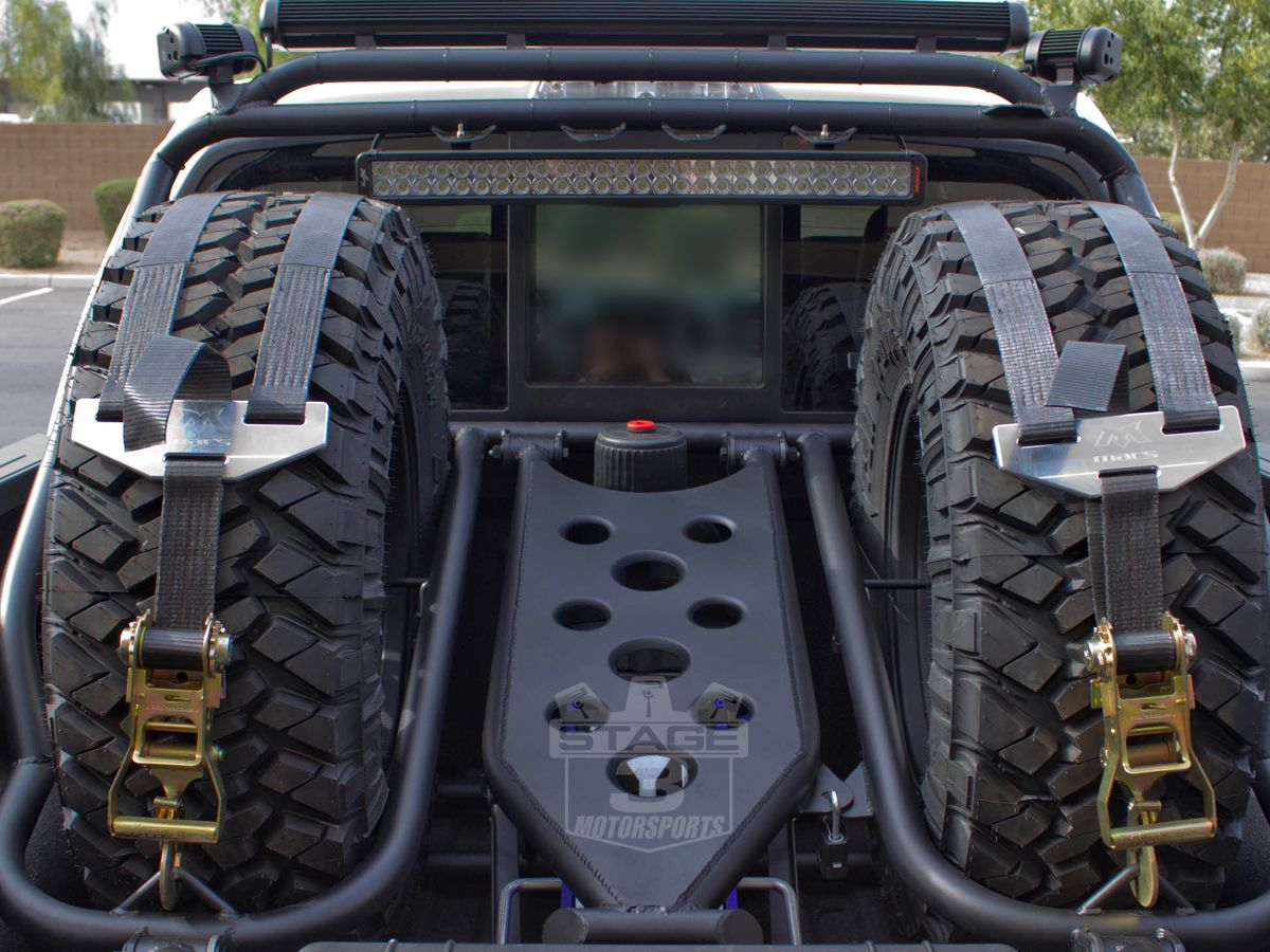 2009-2013 F150 / Raptor LEX Chase Rack | custom bumpers ...