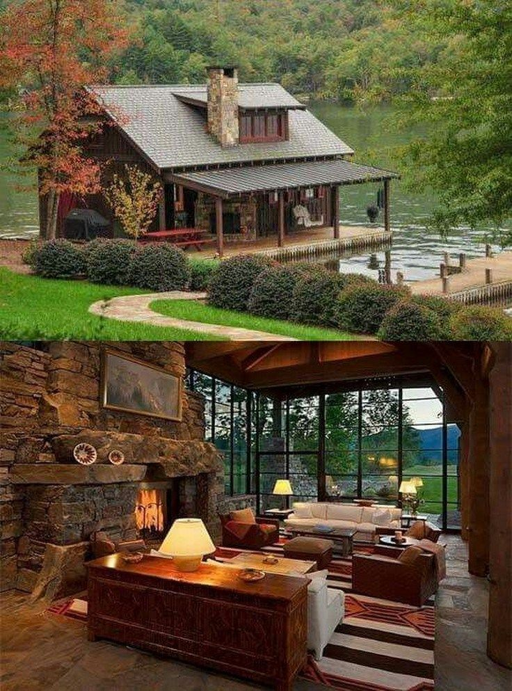 Rustic Cottage Chandeliers & Lighting Cottage & Bungalow