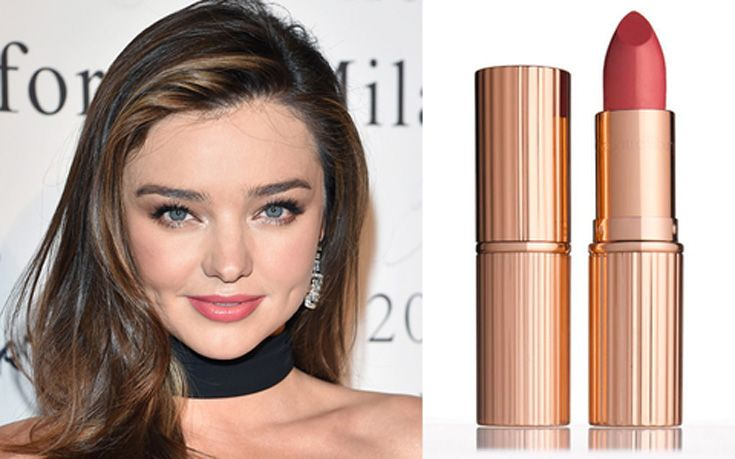 Your Favorite Celebrities' Charlotte Tilbury Lipstick