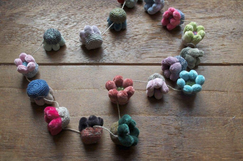 Sophie Digard Necklaces 'Jonquilles'. Loop, London