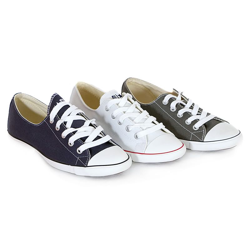 CONVERSE WOMEN'S ALL STAR LIGHT OX CANVAS LACE UP UK 5 £39