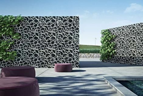 Exterior Wall Cladding Materials Privacy Wall Fencing Outdoor Panels Pinterest Exterior