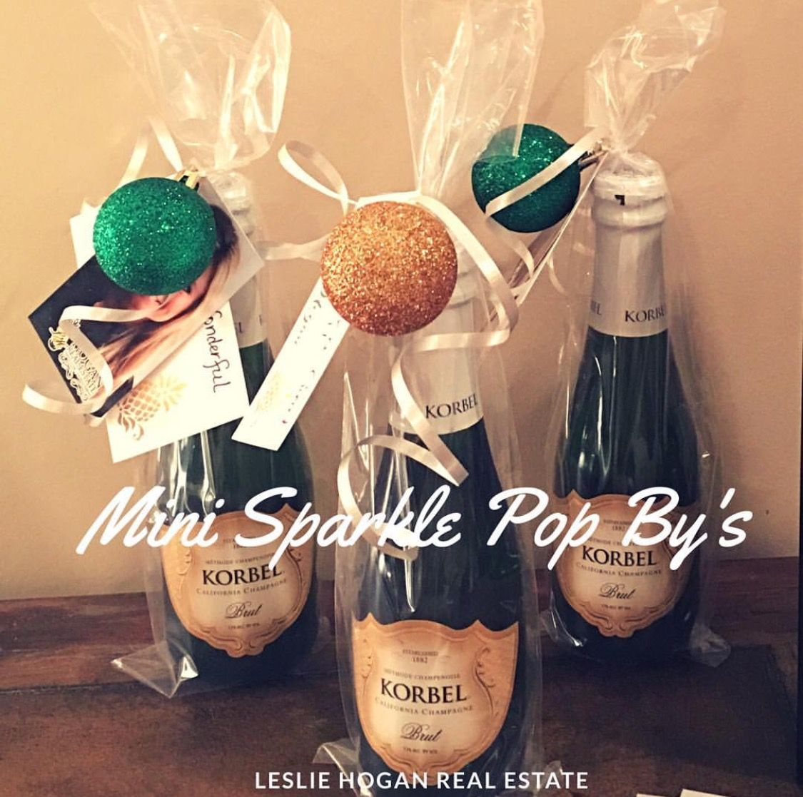 New Years Pop By for my clients lesliehoganrealestatekc