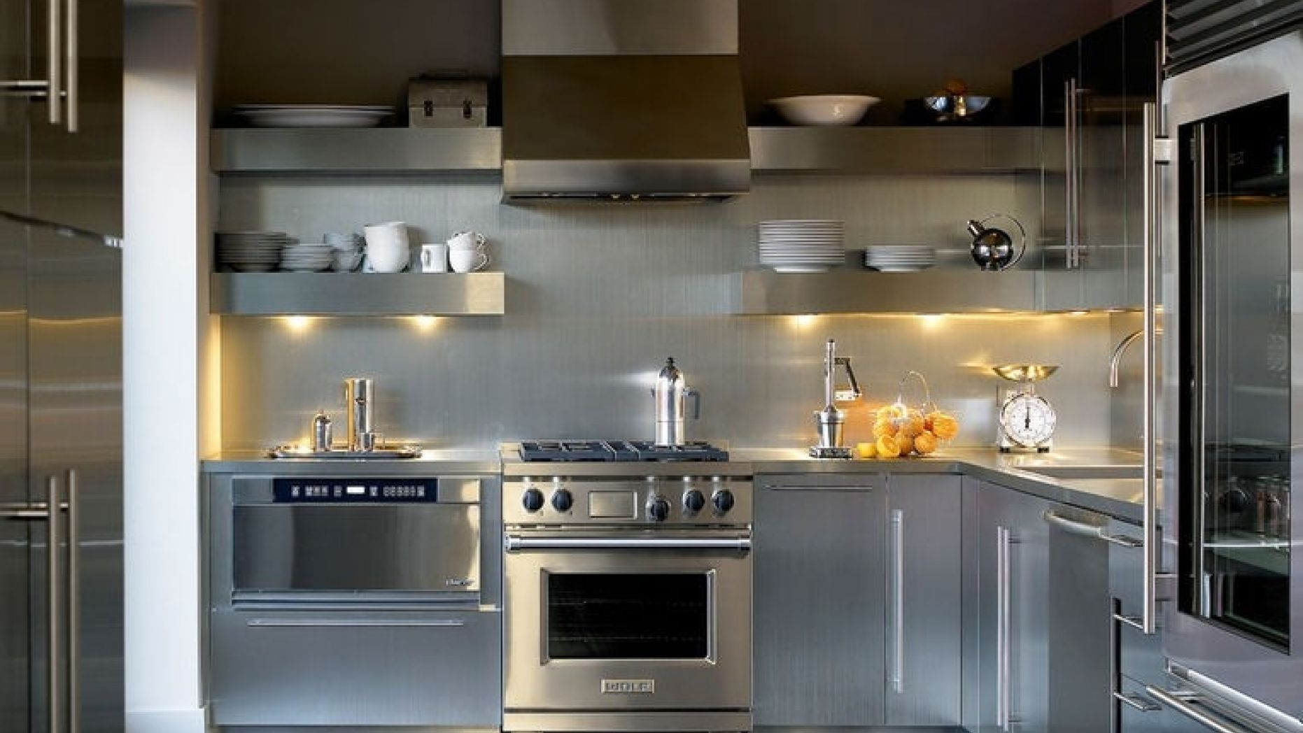 6 tips for cleaning your kitchen's stainless steel appliances and surfaces | Ikea kitchen design ...