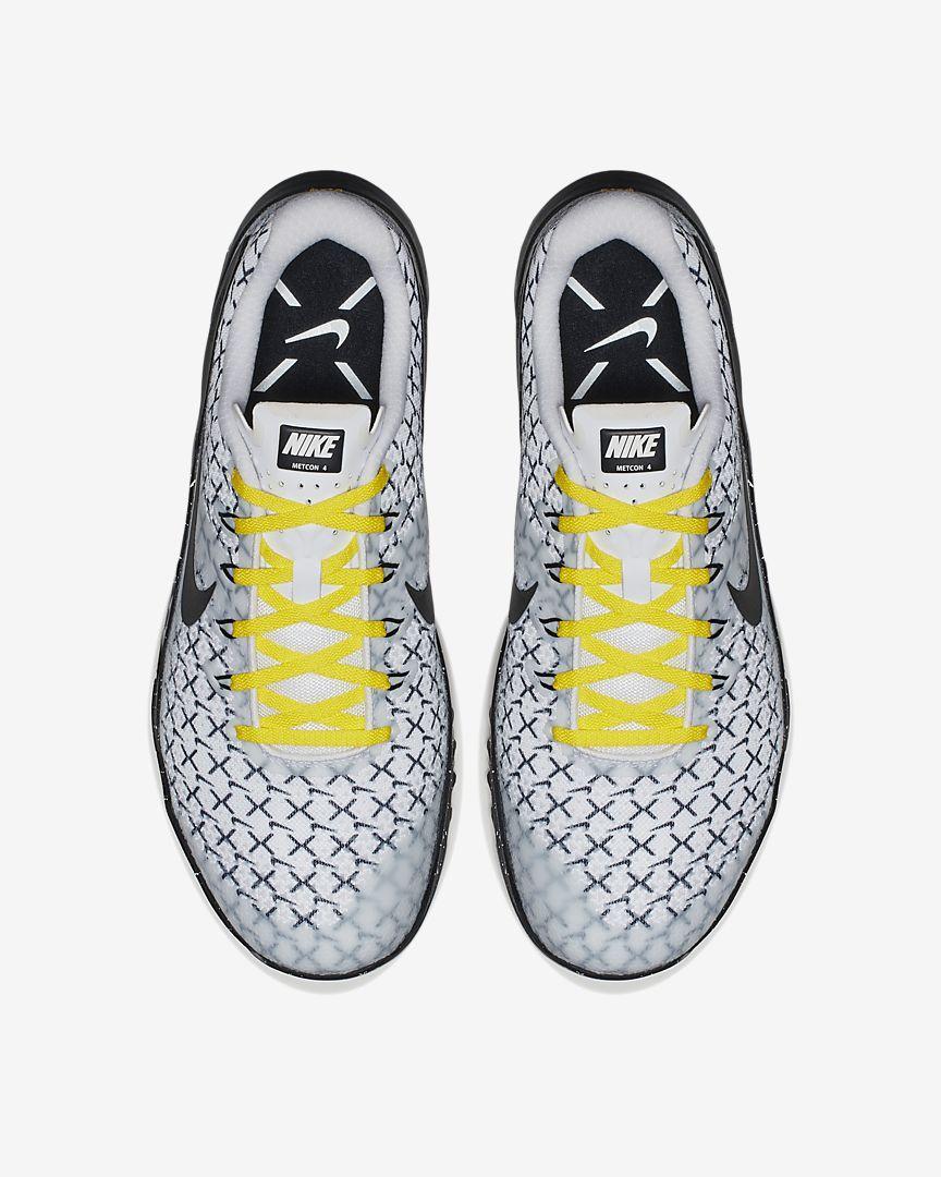 Nike Metcon 4 X Men's Cross Training/Weightlifting Shoe