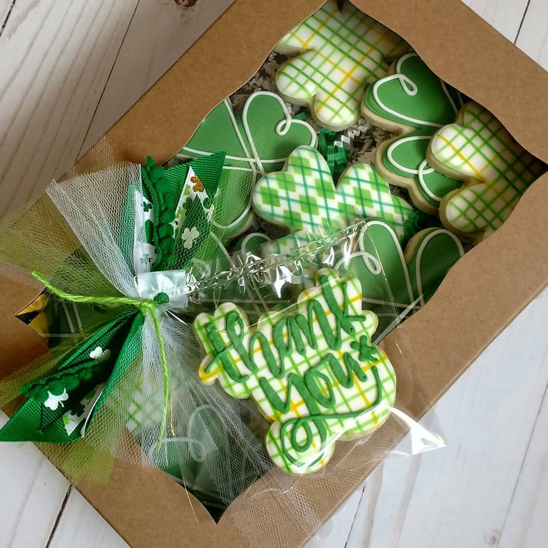 """Sweet Mazie's On Instagram: """"Shamrock Sets Are Packaged"""