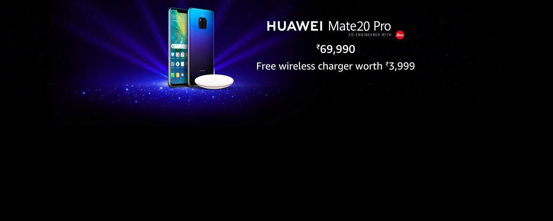 Huawei Mate 20 Pro Twilight Blue 6gb Ram 128gb Storage Huawei Ultra Wide Angle Lens Huawei Mate