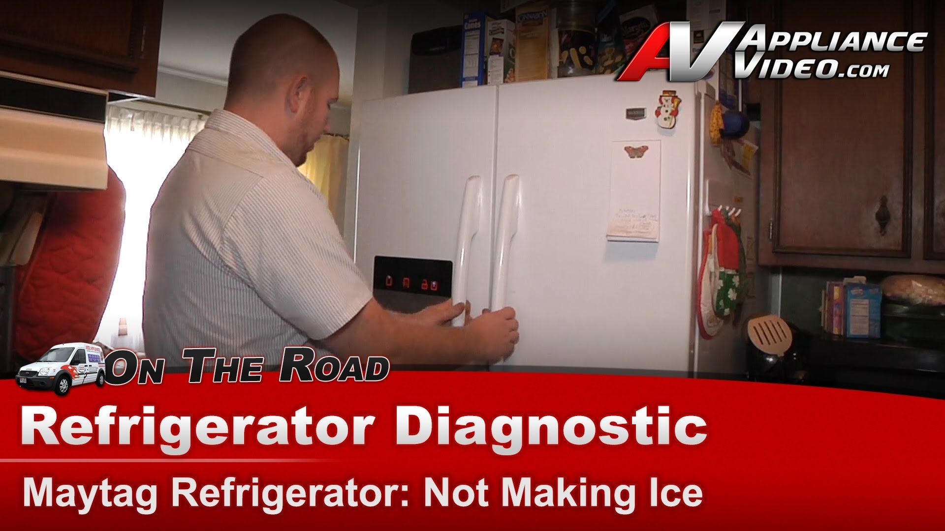Fix Your Own Maytag French Door Refrigerator That Has These