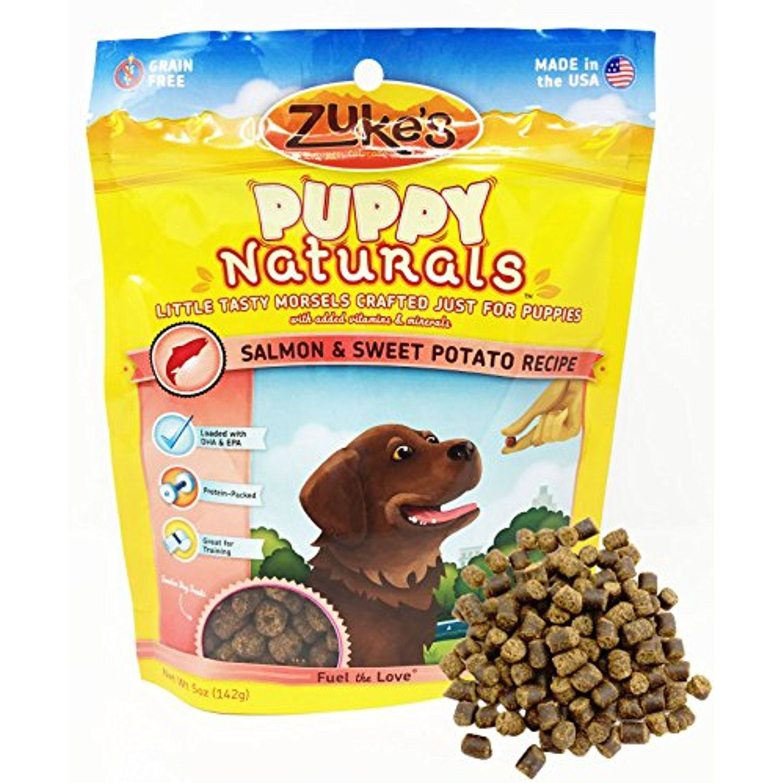 Made In Usa Dog Treats Zuke S Puppy Naturals Training Treats Added