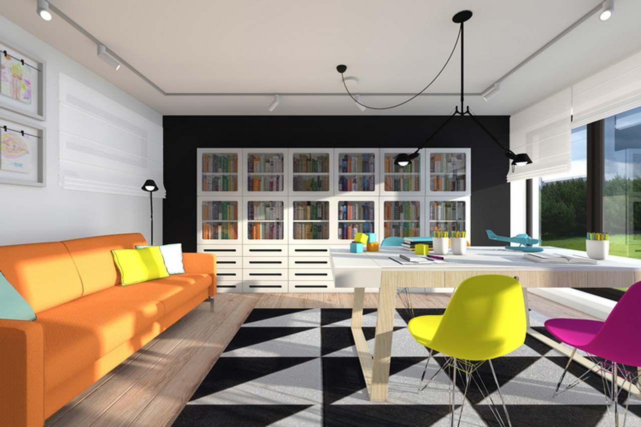 Amazing Home Iterior Design (29) ~ http://www.lookmyhomes.com/amazing-home-interior-design-ideas-34-photos-by-house-in-piasek/