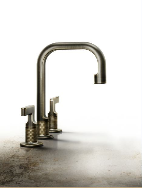 Gessi Rockwell Inciso Designer Collection Tapware