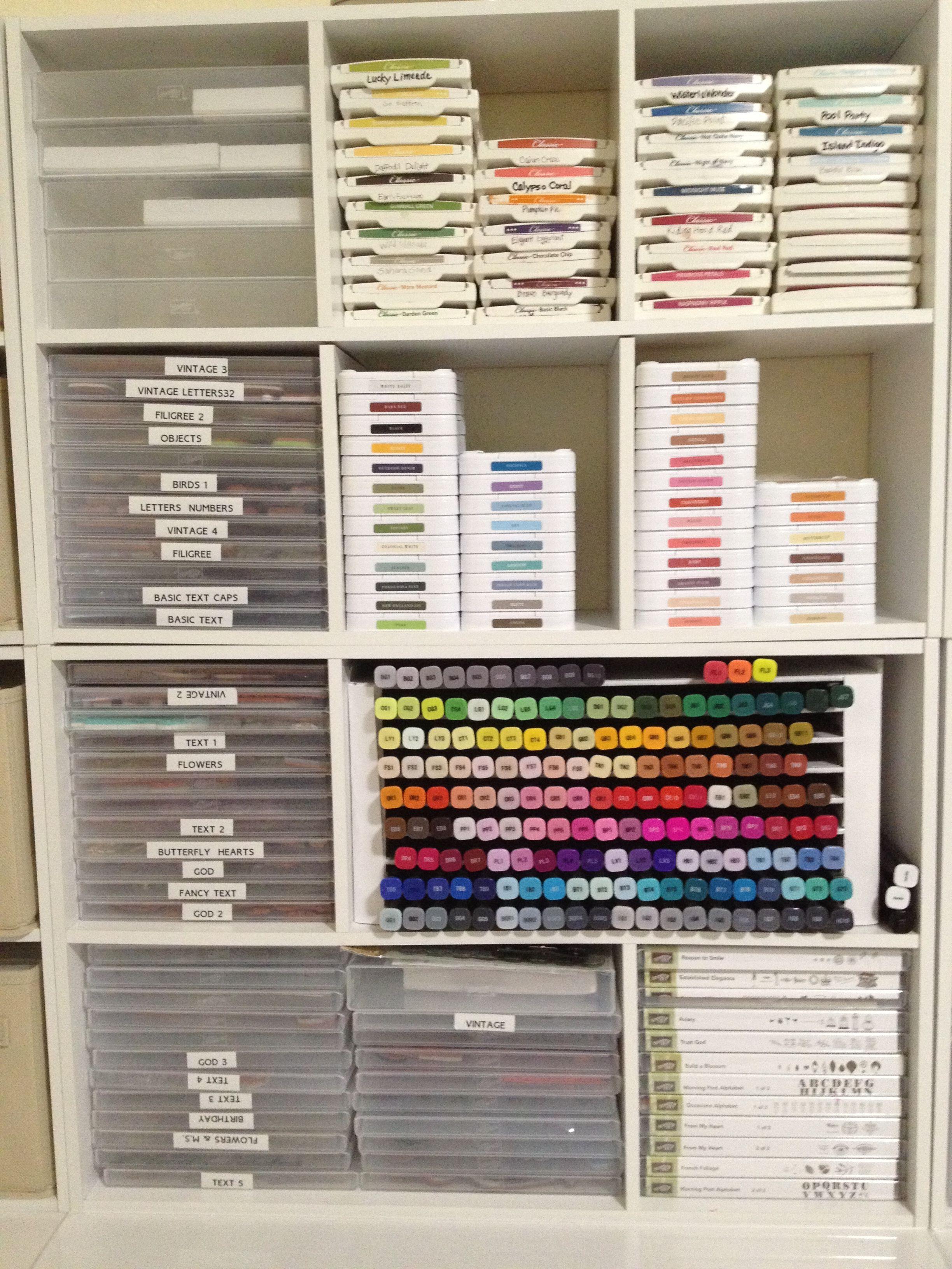 diy spectrum noir storage storage spectrum noir markers pinterest arbeitszimmer. Black Bedroom Furniture Sets. Home Design Ideas
