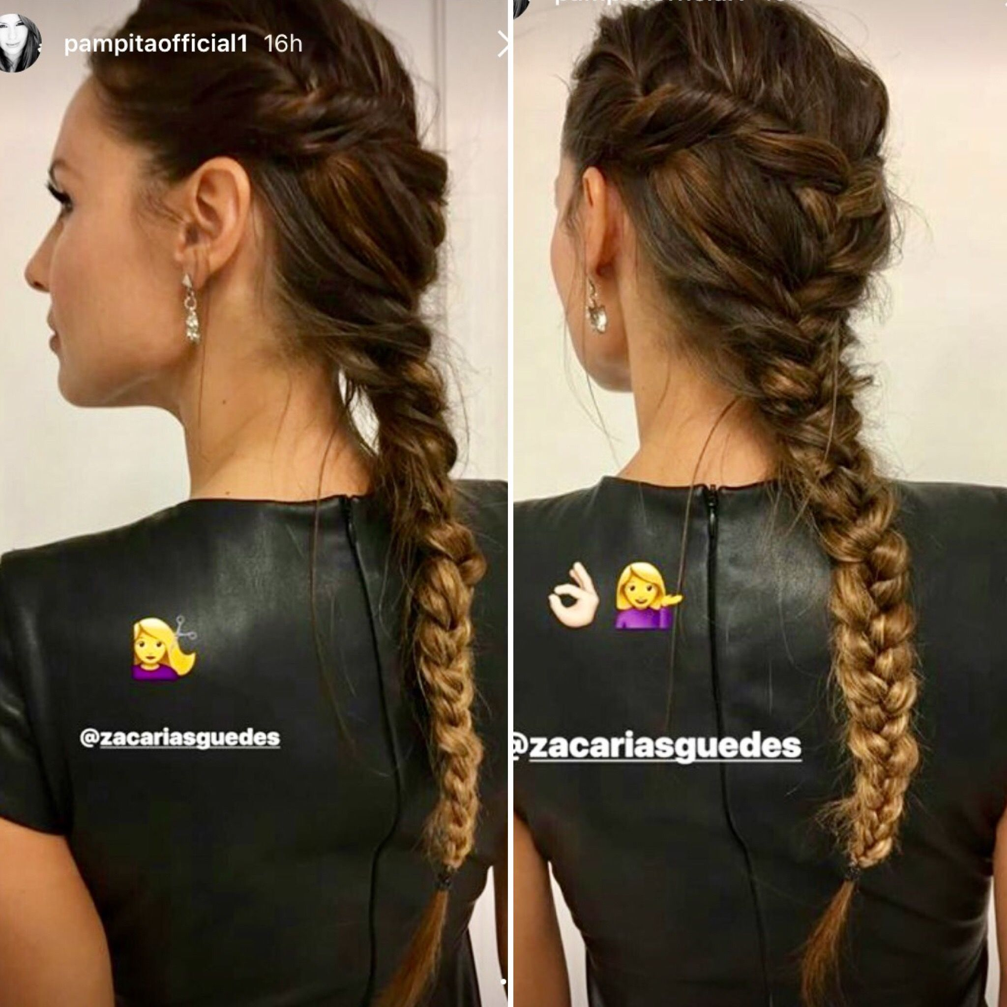 Peinados De Pampita