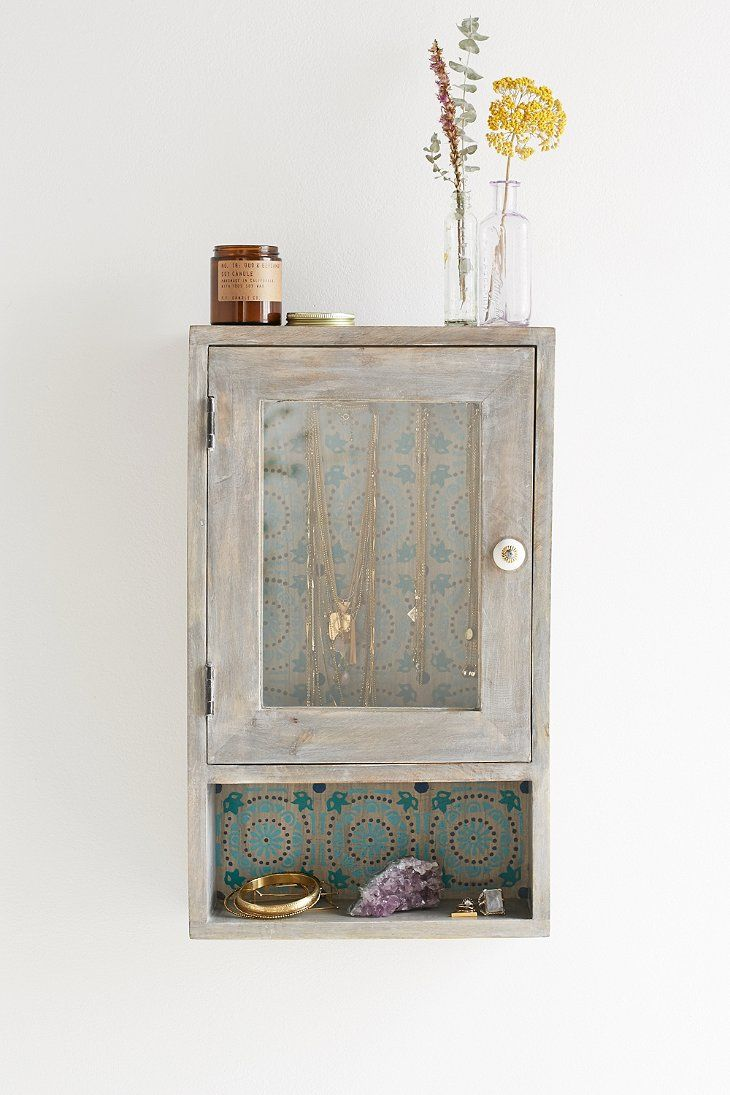 plum bow neha wall cabinet urban outfitters