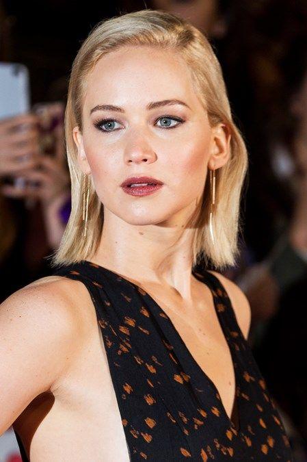 Jennifer Lawrence - The Hunger Games - Mockingjay Part 2 premier