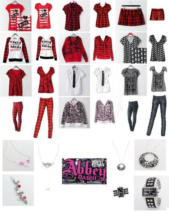 Abbey Dawn Clothing