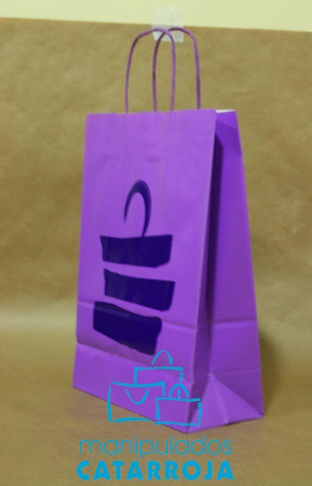 Bolsas de papel con logo
