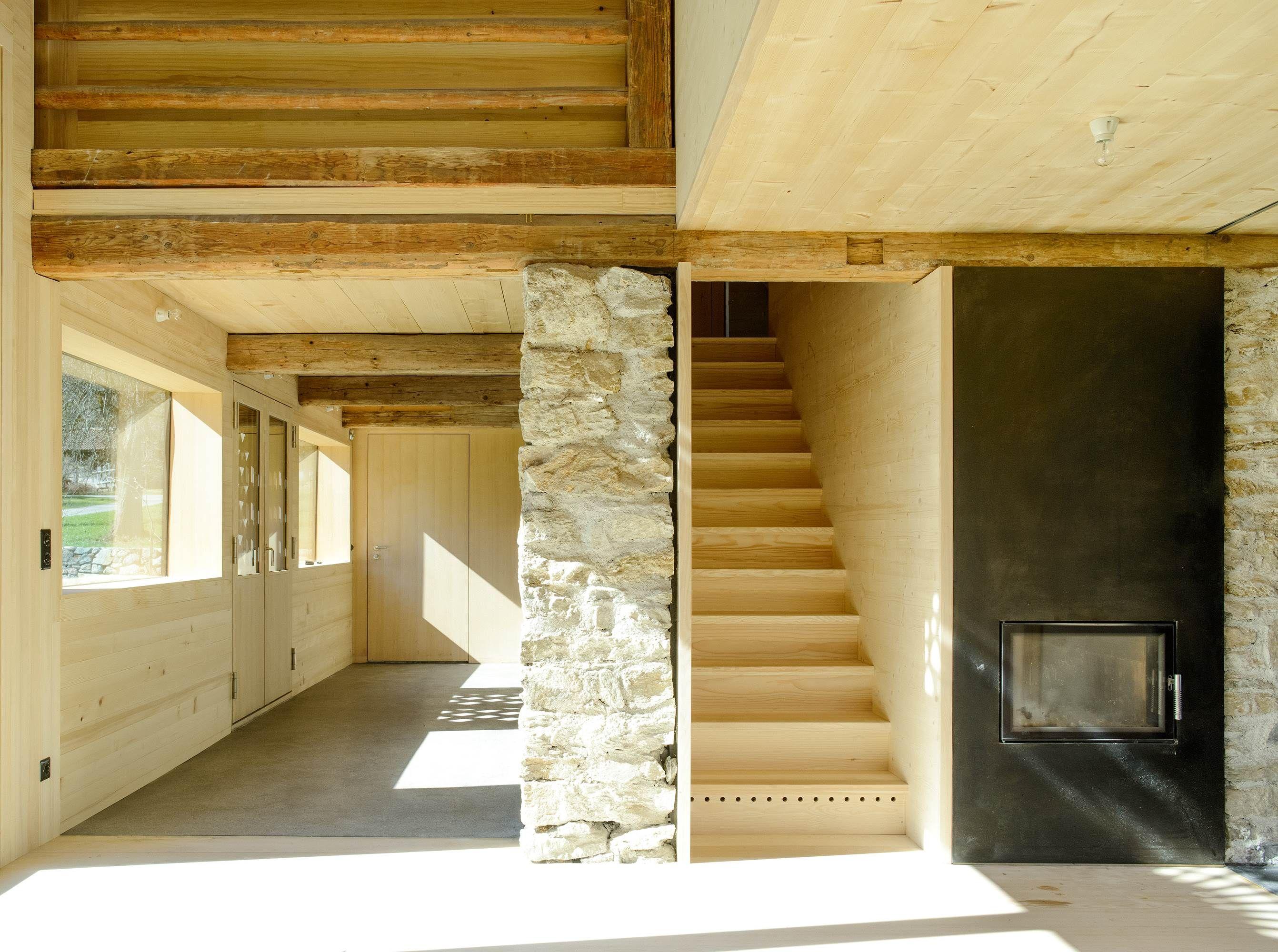 Stall B Tschagguns, Bernhard Breuer 2015 | material | Pinterest ...