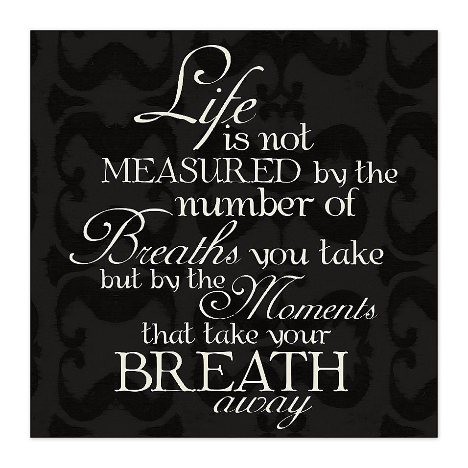 Measured Life 16