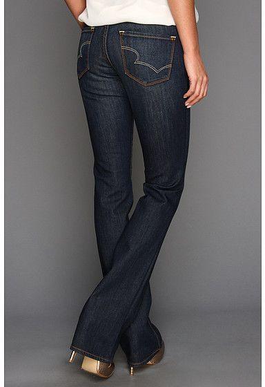 59c8cb50277 Big Star Hazel Mid Rise Slim Bootcut Jean in 3 Year Dust | women ...