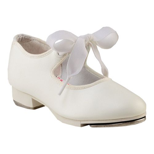 low cost release date the latest Infant/Toddler Girls' Capezio Dance Jr. Tyette N625 - White Dance ...