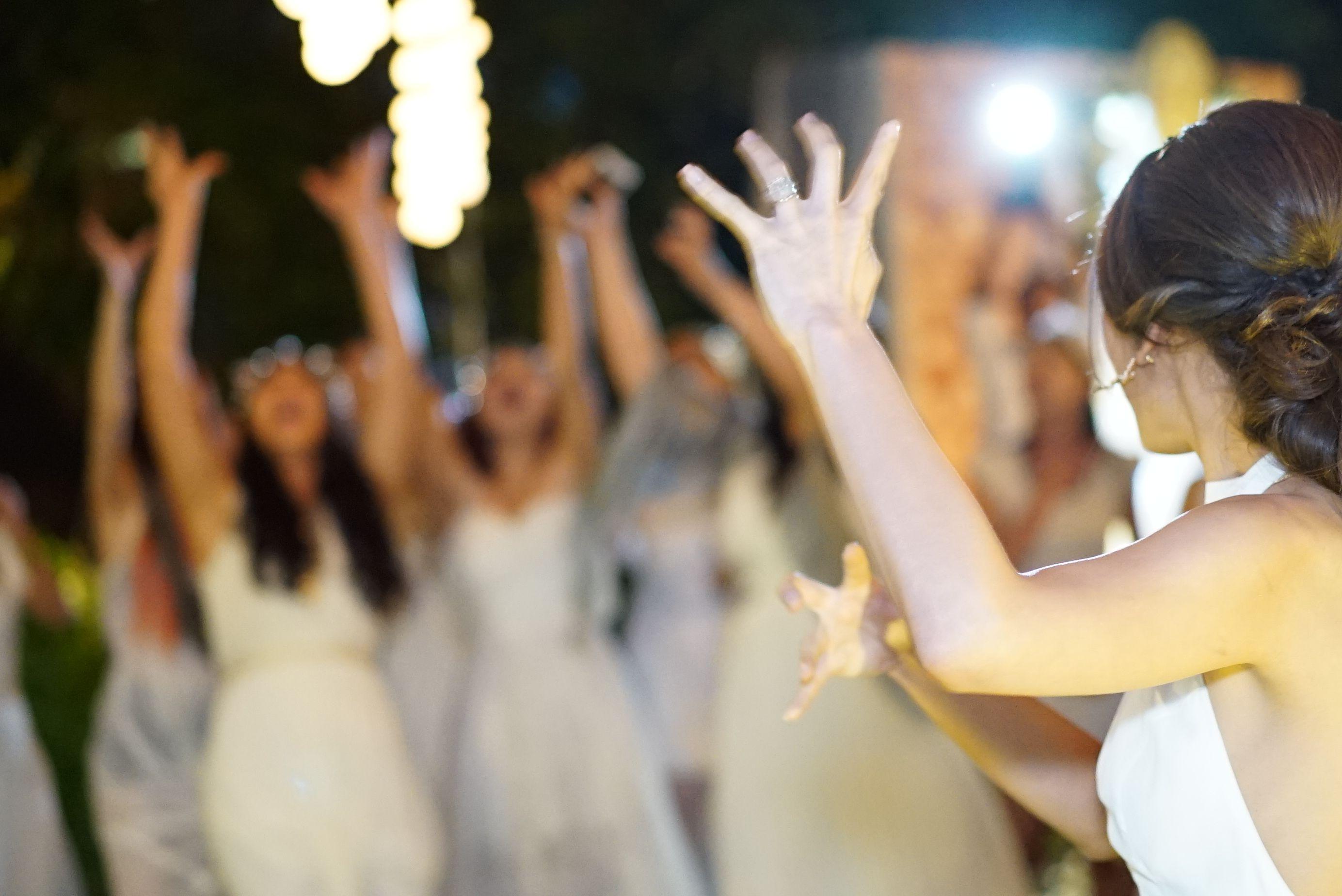 bridesmaid time