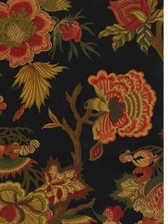 Pierre Deux Wallpaper Bedford Village Inn Has Similar Used Contrasting Color From