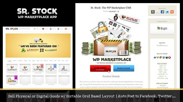 Premium Wordpress Theme Digital Delivery Details: digg 0 EmailShare ...