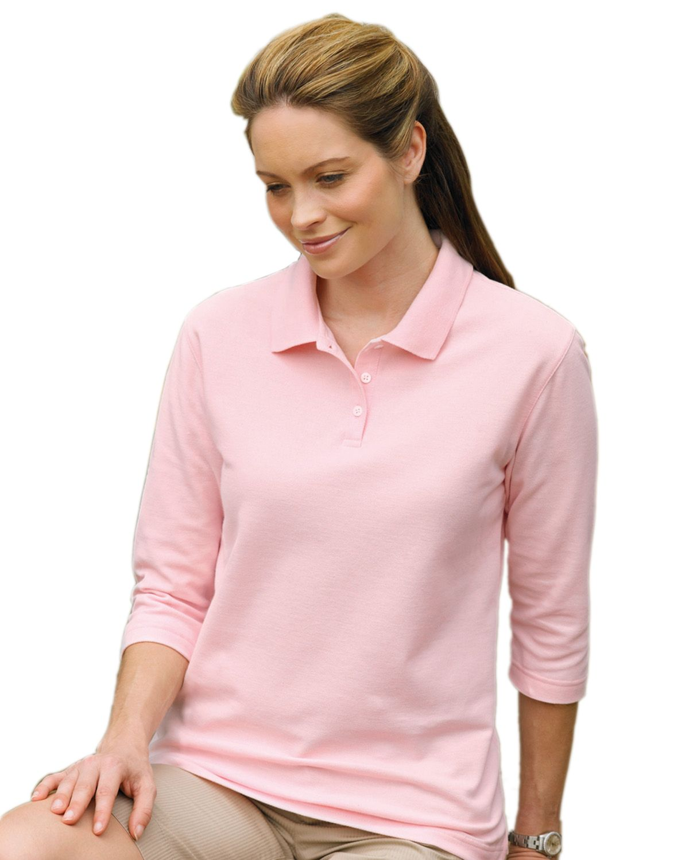 4bc72c55b4f28 3 4 Sleeve Ladies Polo Shirts - BCD Tofu House