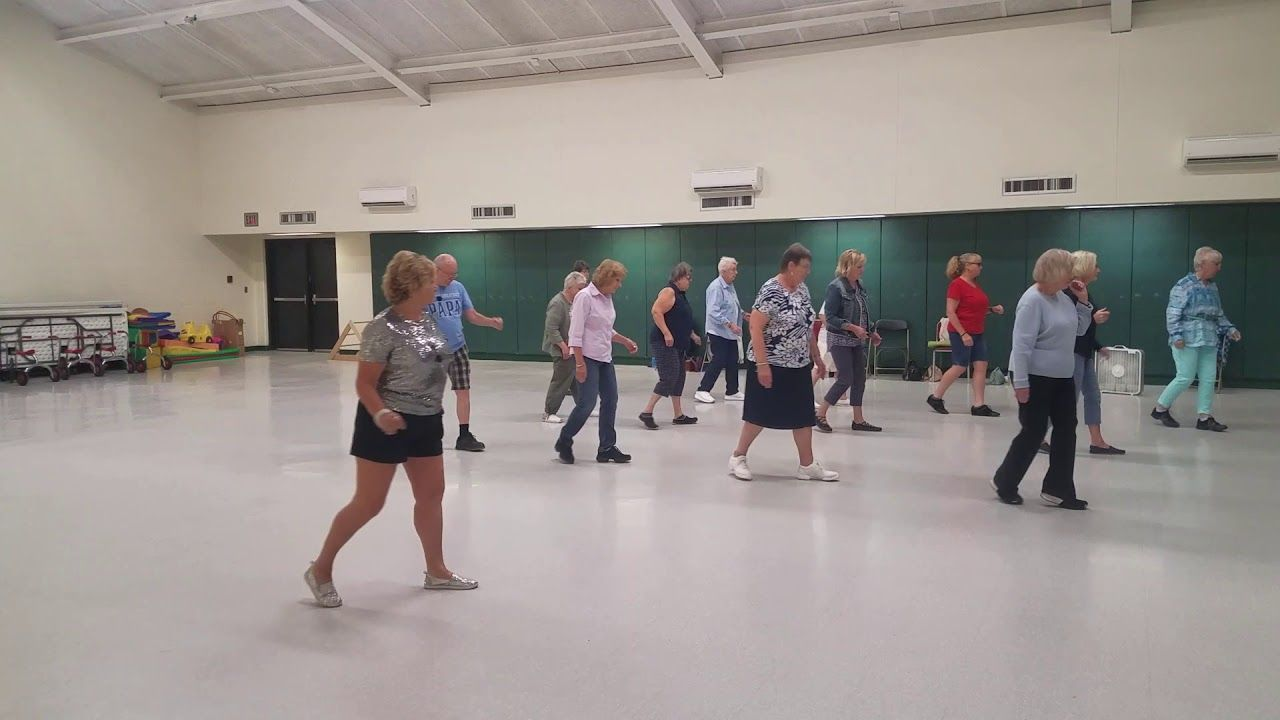 When Love Comes Around Ab Line Dance Teach Demo Danse En