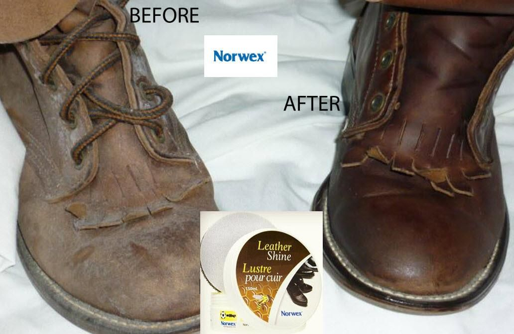Leather Care Tips 1 If leather gets too wet Dry it
