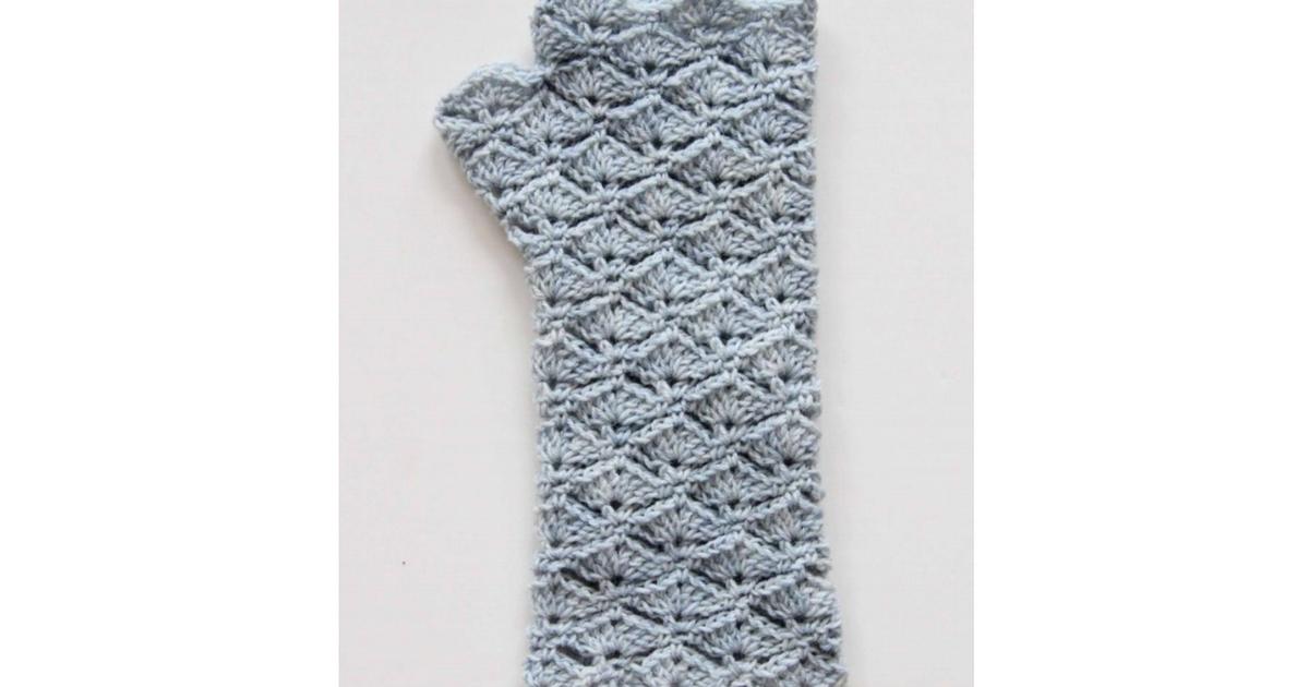 Fingerless Gloves.pdf   Crochet patterns   Pinterest