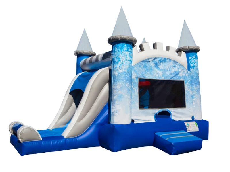 Find Ice Castle Slide? Yes, Get What You Want From Here, Higher quality, Lower price, Fast delivery, Safe Transactions, All kinds of inflatable products for sale - East Inflatables UK