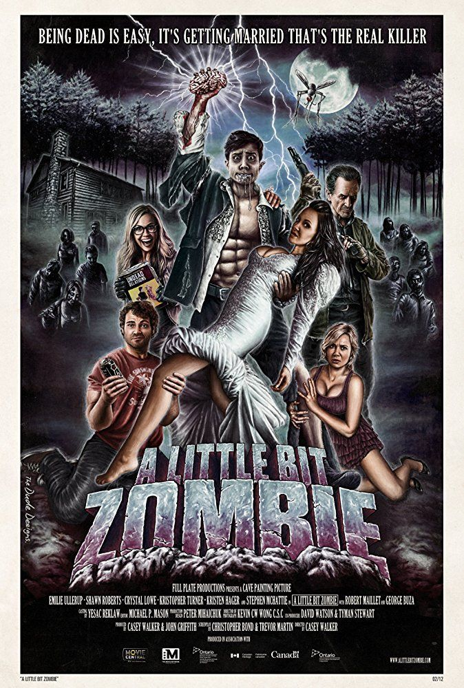 Nonton A Little Bit Zombie (2012) Sub Indo Movie Streaming Download