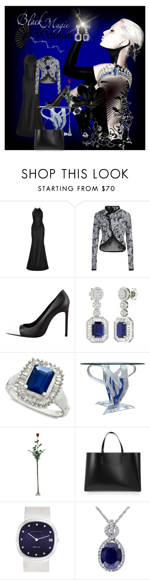 """""""Magic"""" by bren-johnson ❤ liked on Polyvore featuring Calvin Klein Collection, Desigual, Yves Saint Laurent, R.H. Macy's & Co., Mellerio, Marni, Audemars Piguet and Lanvin"""