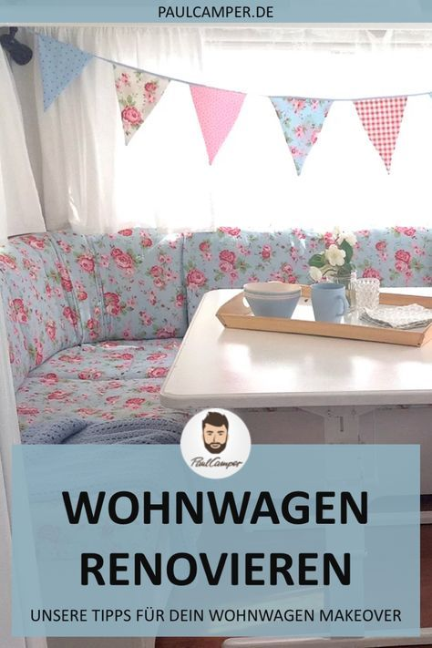 Photo of Renovate caravans – our tips for your caravan makeover