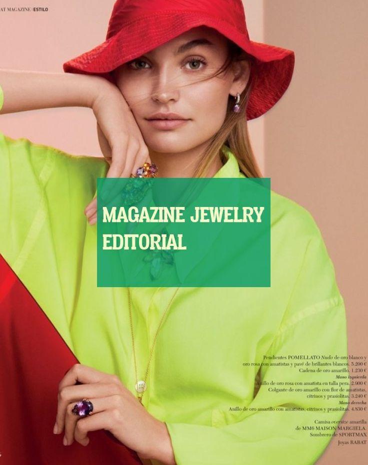 Photo of magazine jewelry editorial ~ magazine jewelry editorial | 09/27/2019 – #editoria…