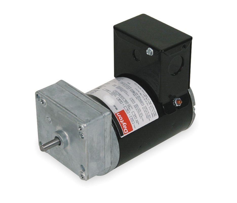 Dayton Model 1lpv2 Gear Motor 181 Rpm 1 20 Hp 115 230v Dayton Electric Motor Locker Storage