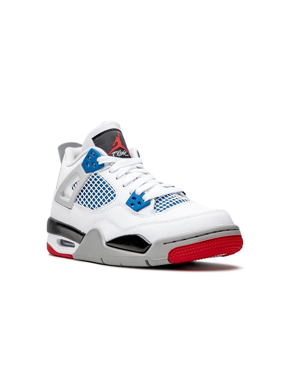 Nike Kids Air Jordan 4 Retro (GS) what